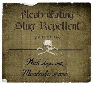 flesh eating slug repellent