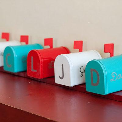 Valentine's Mailboxes