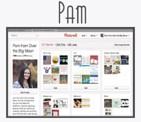 pampin Find Us On Pinterest