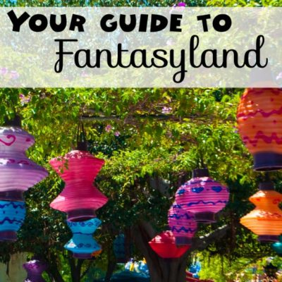 Fantasyland: Ride by Ride