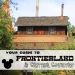 Frontierland button