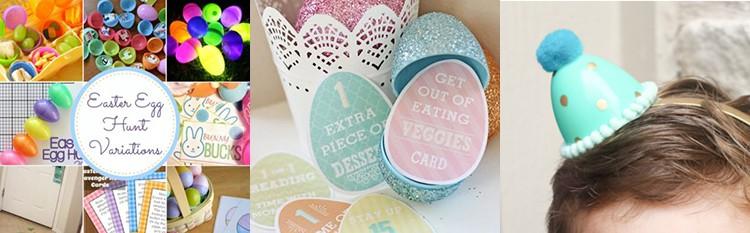Easter Activities from overthebigmoon.com!