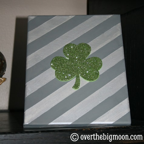 stpattycanvas St. Pattys Decor