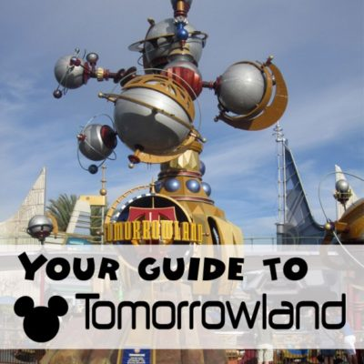 Tomorrowland: Ride by Ride