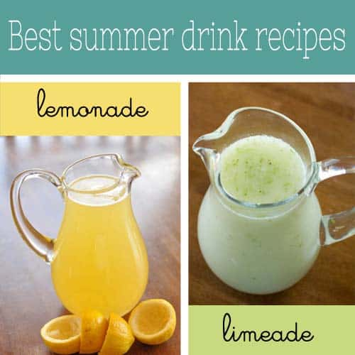 Best Summer Drink Recipes