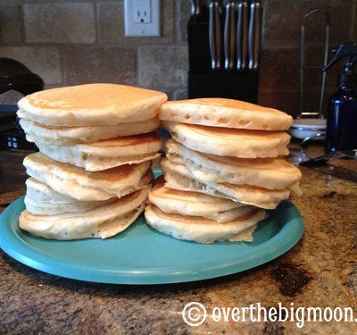 Breakfast Pancake Tip