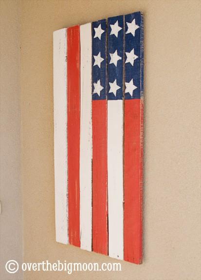 DSC 0505 Pallet Flag