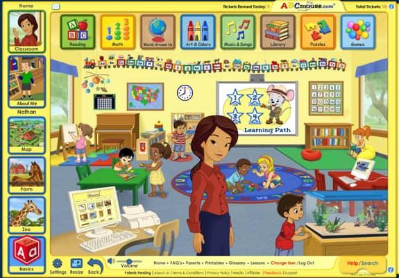Classroom ABCMouse.com Review