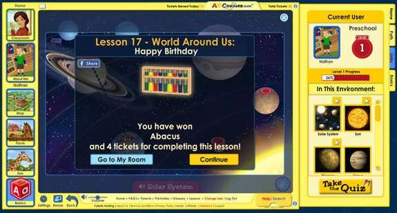 FinishLesson ABCMouse.com Review