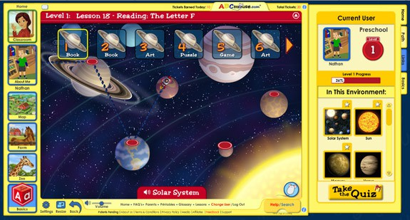 LearningPath ABCMouse.com Review