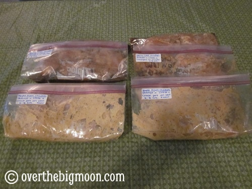 freezermeal 10 Freezer Meals in 2 Hours