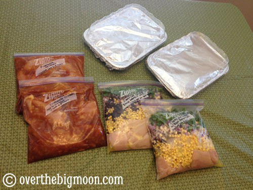 freezermeals 10 Freezer Meals in 2 Hours