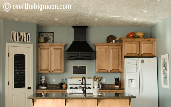 Five years ago I looked at hardware for our cabinets ... - Kitchen Update For Under $100