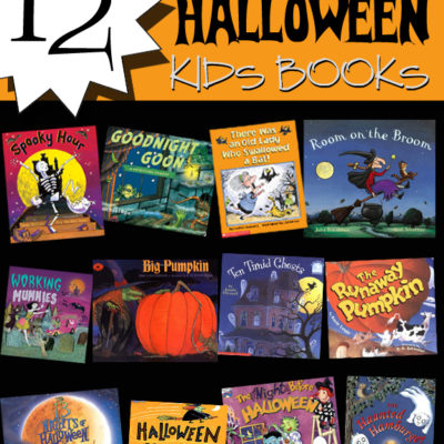 12 Fabulous Childrens Halloween Books