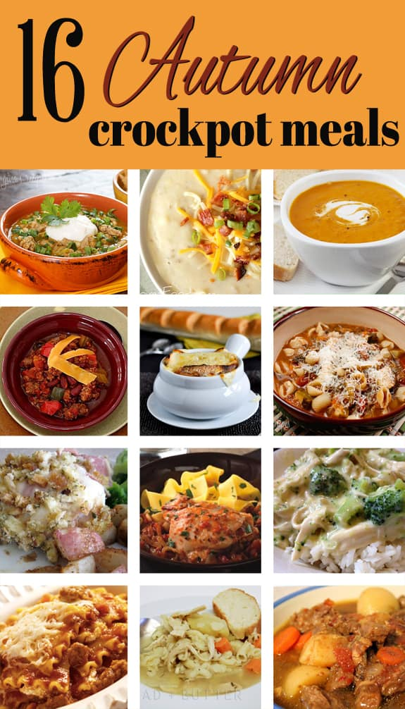 I would put together a group of my favorite 30 Easy Crockpot Recipes for the family. These are all in my regular rotation and all loved by all. Family Fresh Meals. Easy Meals For The Whole Family. Home; Crock pot would make it easy to keep it warm for .