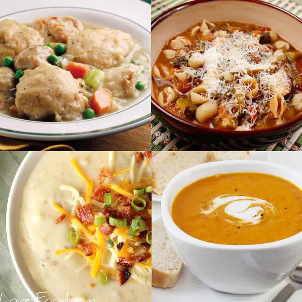 16 Autumn Crockpot Recipes