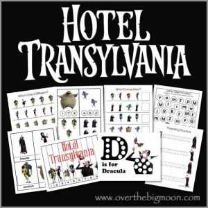 HotelTransylvaniaButton 300x300 Halloween Pre K Pack