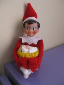 164297 487856553210 760971 n 225x300 25 Elf on the Shelf QUICK & EASY Ideas that take Under 5 mins!