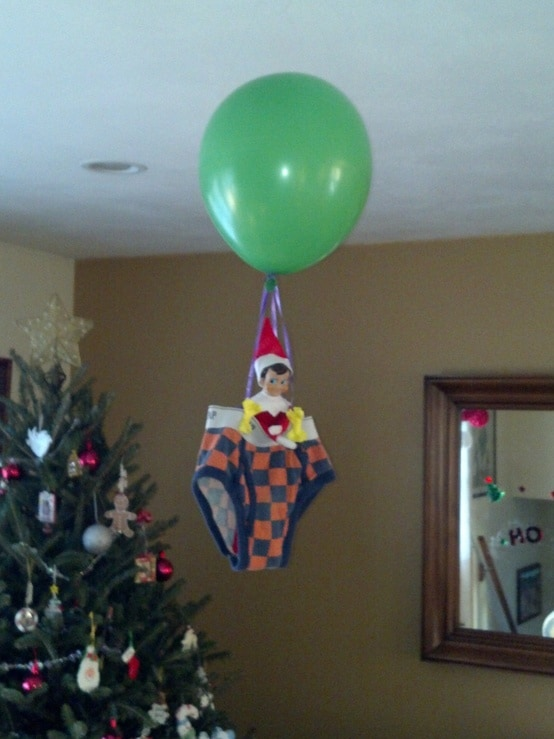 25 Elf on the Shelf Quick and Easy ideas that take UNDER 5 ...