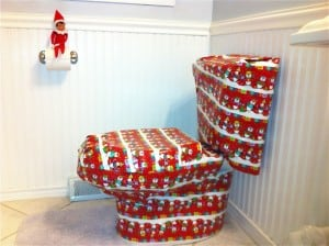 34410384622551876 VhsVlskT 300x224 25 Elf on the Shelf QUICK & EASY Ideas that take Under 5 mins!
