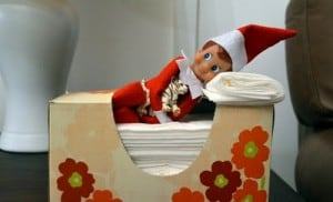 81346336989011574 MTI9rdcK c 300x182 25 Elf on the Shelf QUICK & EASY Ideas that take Under 5 mins!