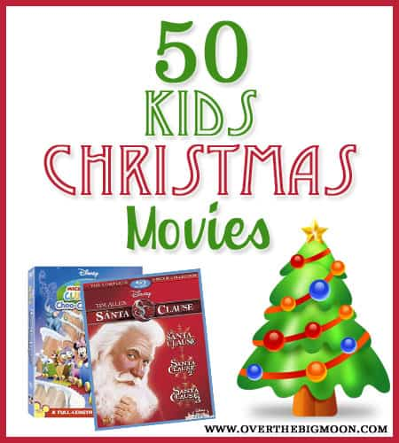 50 Kids Christmas Movies - Over The Big Moon