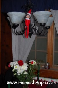 Day2 201x300 25 Elf on the Shelf QUICK & EASY Ideas that take Under 5 mins!