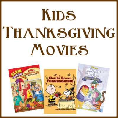 Kids Thanksgiving Movies