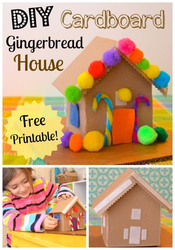 Preschool Edible Christmas Craft