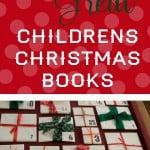 christmas books button