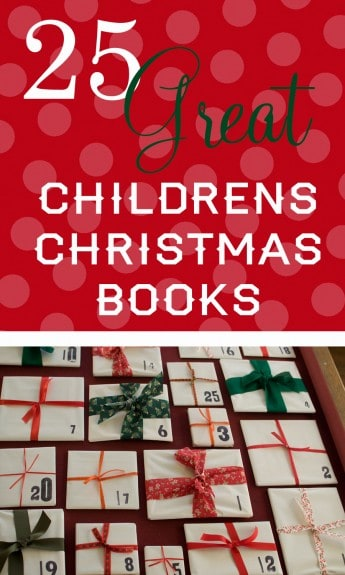 christmas books button1 345x575 25 Great Childrens Christmas Books