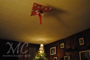elf on the shelf w 300x201 25 Elf on the Shelf QUICK & EASY Ideas that take Under 5 mins!