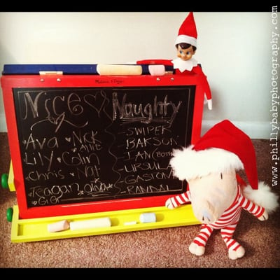 25  Naughty. 25 Elf on the Shelf Quick and Easy ideas that take UNDER 5 Mins