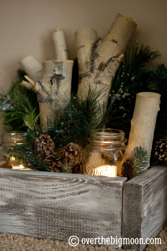 Build your own fireplace for stockings for Stocking clips for fireplace