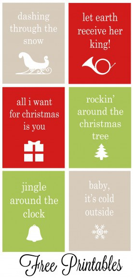 buttons script 276x575 Set of 6 Christmas Carol Free Printables!