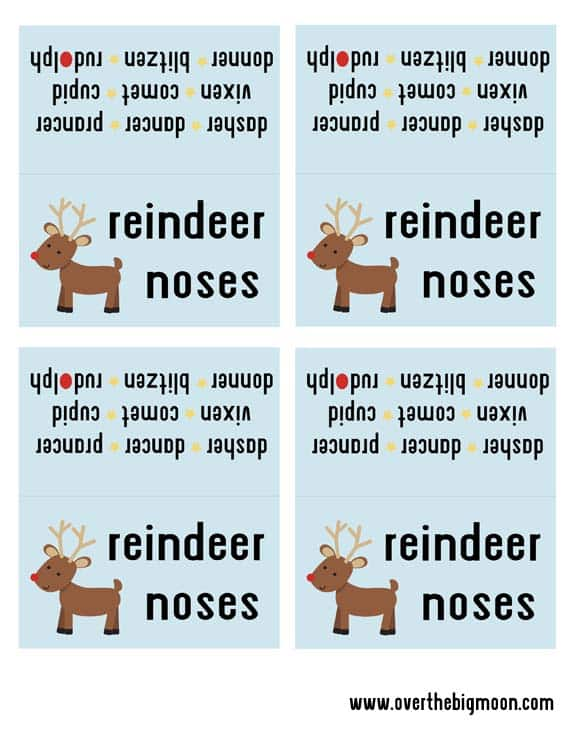 Reindeer Food Poem to Print Images & Pictures - Findpik