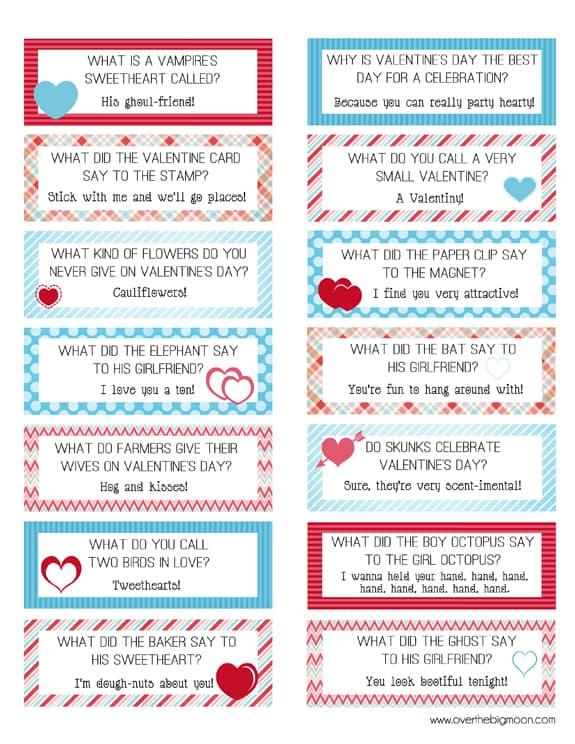 Free+Printable+Jokes+For+Seniors make a set of them for valentines day ...