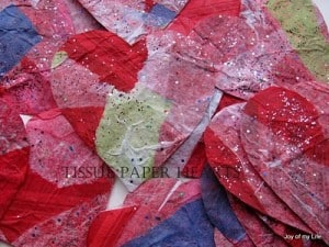 valentines day ripped tissue paper hearts 300x225 20 Valentines Days Activities for Kids Roundup