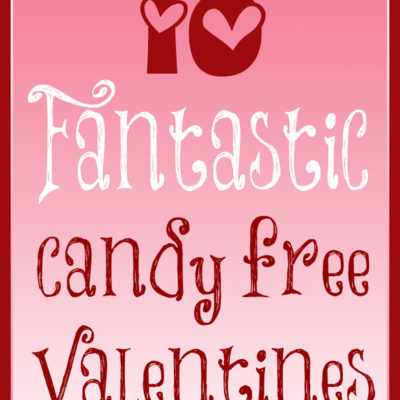 10 Fantastic Candy Free Valentines