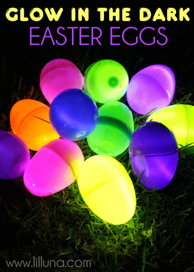 Easter Egg Hunt Ideas Over The Big Moon