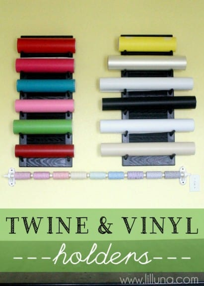 Twine-and-Vinyl-Holders-for-the-Craft-Room.-LOVE-these.-Tutorial-on-lilluna.com-