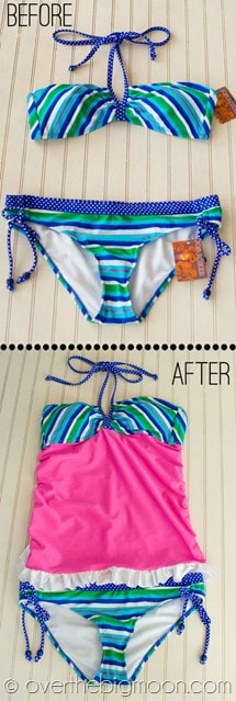 bikini button 2 thumb Turn a Bikini into a Tankini for under $10!