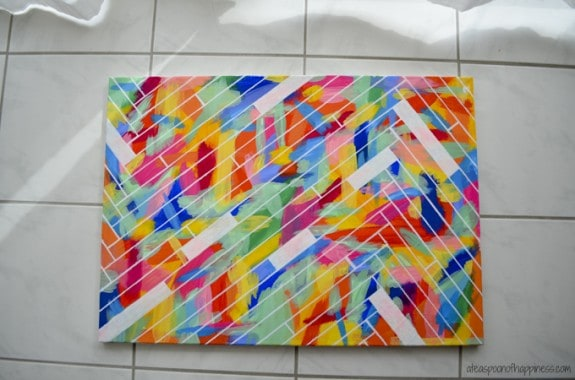 20 diy canvas art tutorials Canvas art ideas