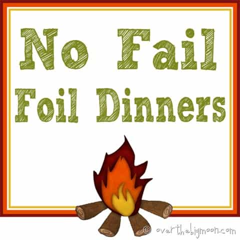 no fail foil dinners button