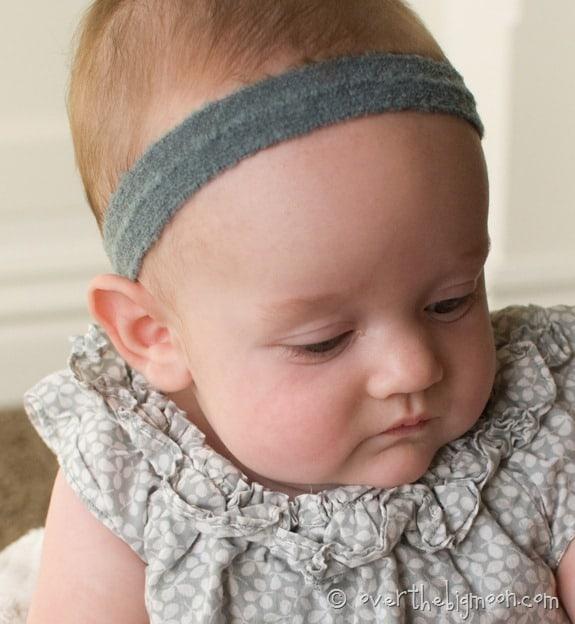 DIY baby headbands 9334e678fa0