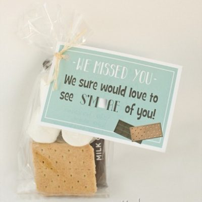 We Would Love to See Smore of You