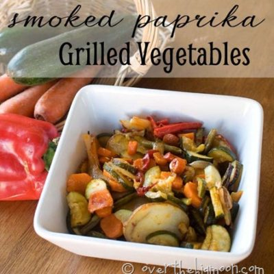 Smoked Paprika Vegetable Medley