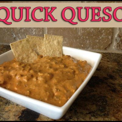 Quick Queso