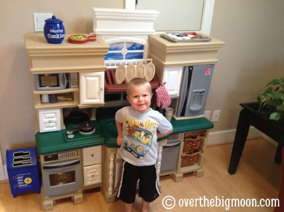 Toy Kitchens For Boys : Best little boy toys
