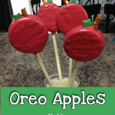 Oreo Apples